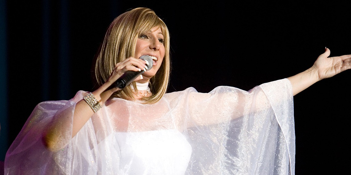 A Tribute to Barbra Streisand featuring Sharon Owens