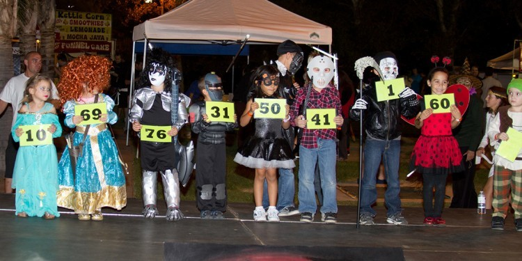 City of Temecula Halloween Carnival