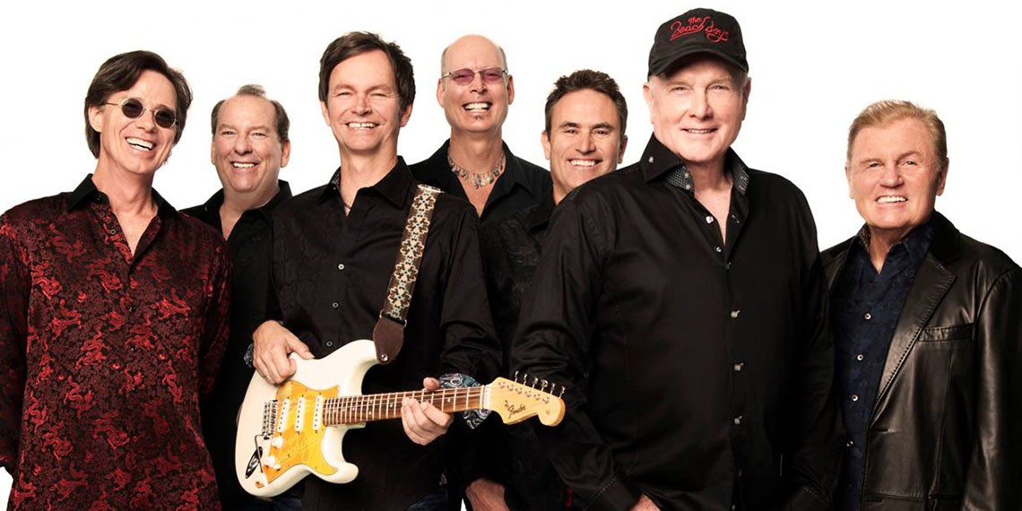The Beach Boys perform at Pechanga on New Year's Eve