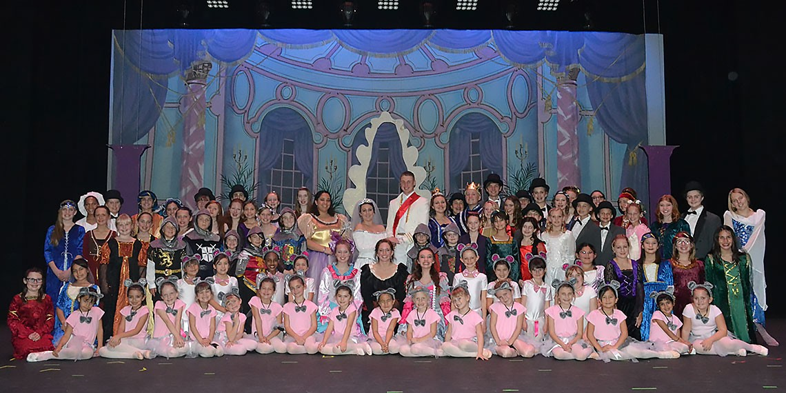 Youth Musical Theater presents Cinderella