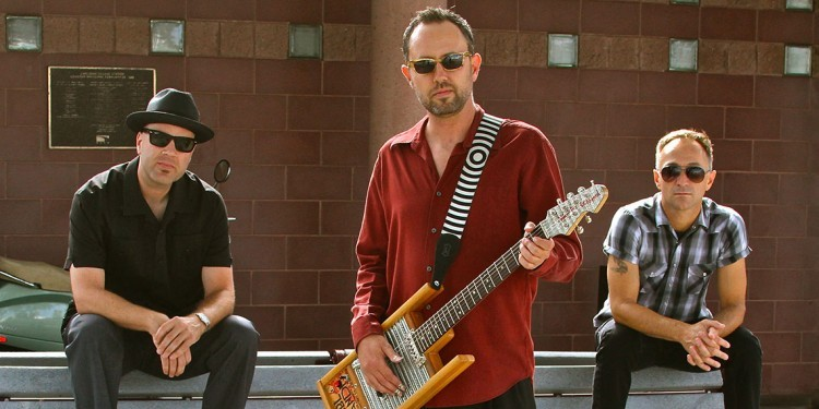 Nathan James and the Rhythm Scratchers at Miramonte Winery