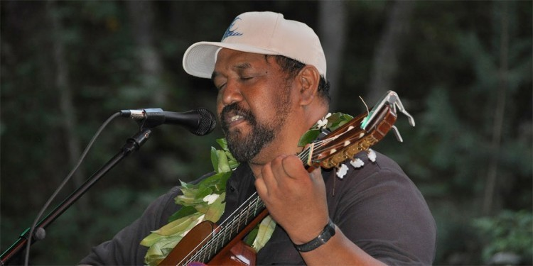 Hawaiian Recording Artist Kawika Kahiapo Returns to Temecula