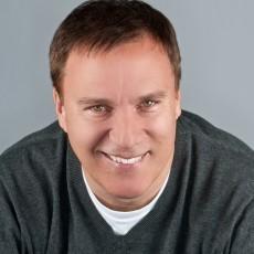 Comedian Craig Shoemaker