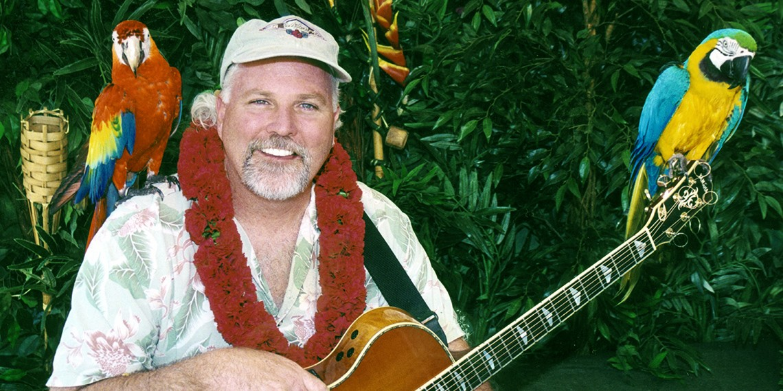 Garratt Wilkin and the Parrotheads, a Jimmy Buffet Tribute Band