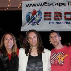 Escape: The National Journey Tribute Experience, Mount Palomar Winery 8/22/14