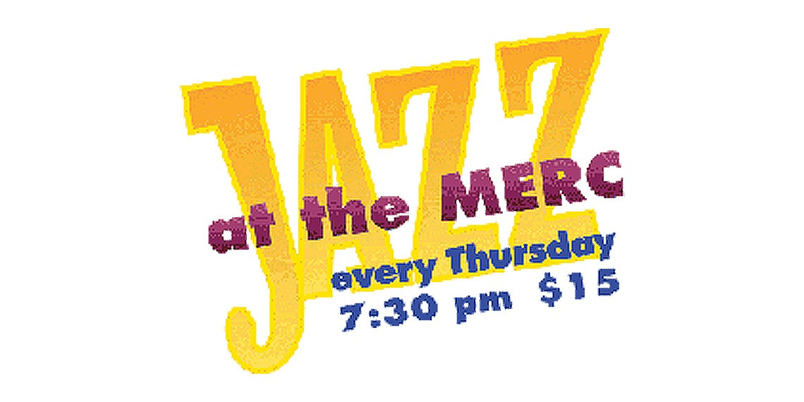 Jazz at the Merc logo