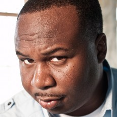 Comedian Roy Wood, Jr. at the Comedy Club at Pechanga
