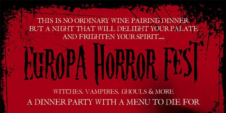 Europa Village Horror Fest