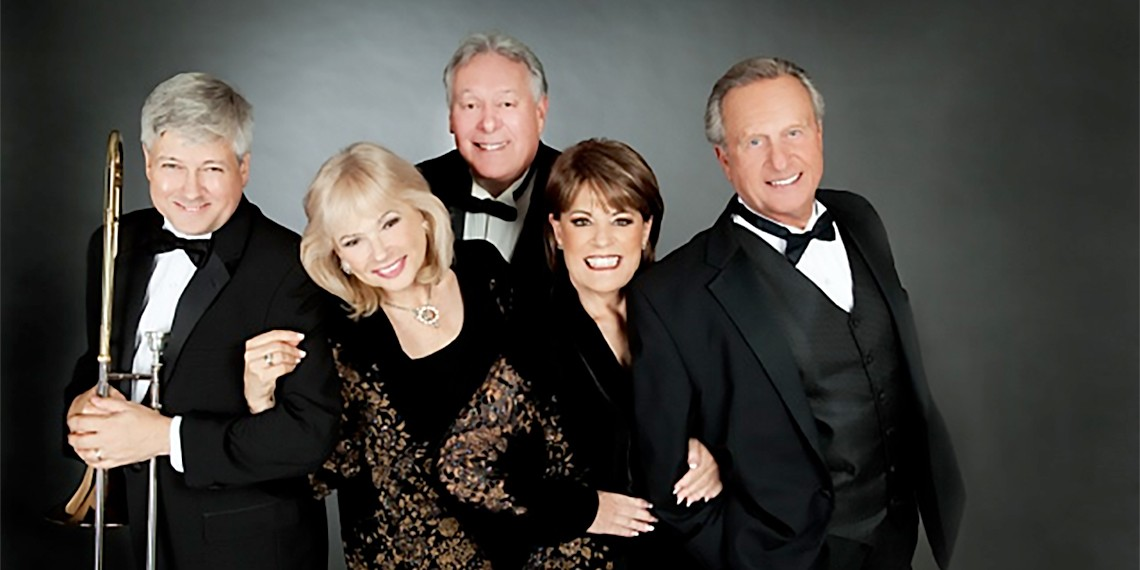 The Modernaires perform at Old Town Temecula Community Theater