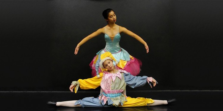 The Nutcracker Ballet at the Old Town Temecula Community Theater, presented by Inland Valley Classical Ballet Theatre