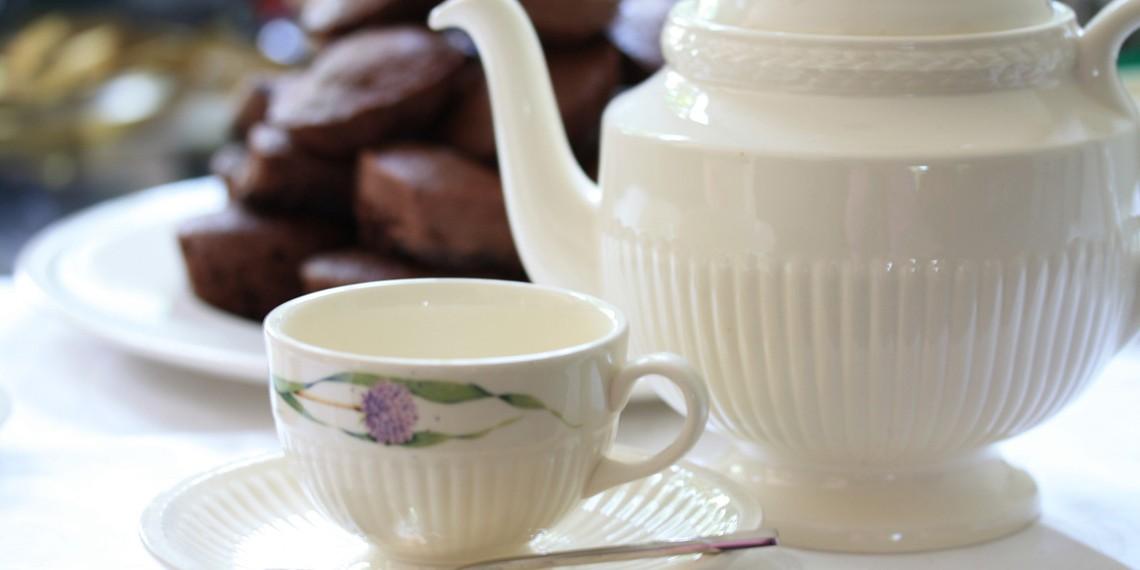 Temecula's Silver Anniversary Tea Party