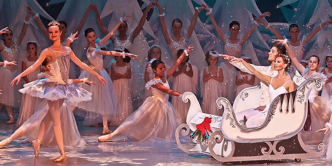 The Ballet Studio presents the Nutcracker at the Old Town Temecula Community Theater