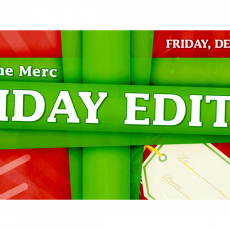 Cabaret at the Merc Holiday Edition