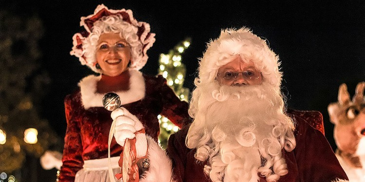 Temecula Tree Lighting and Christmas Parade