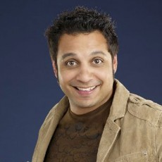 Comedian Johnny Sanchez at Pechanga