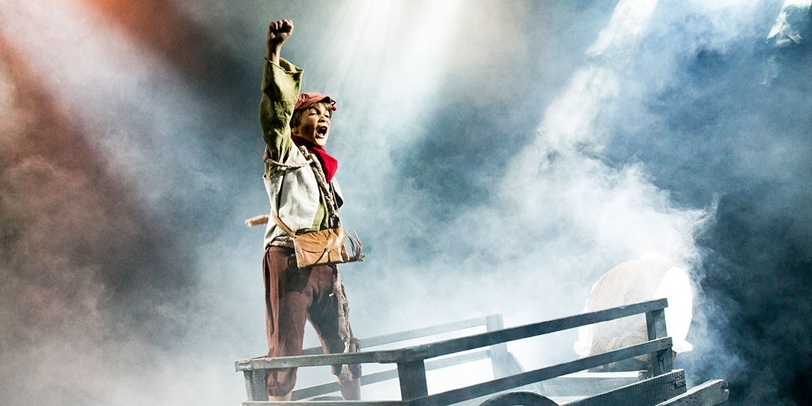 Les Misérables at Pechanga Resort & Casino, presented by Theatre Royal
