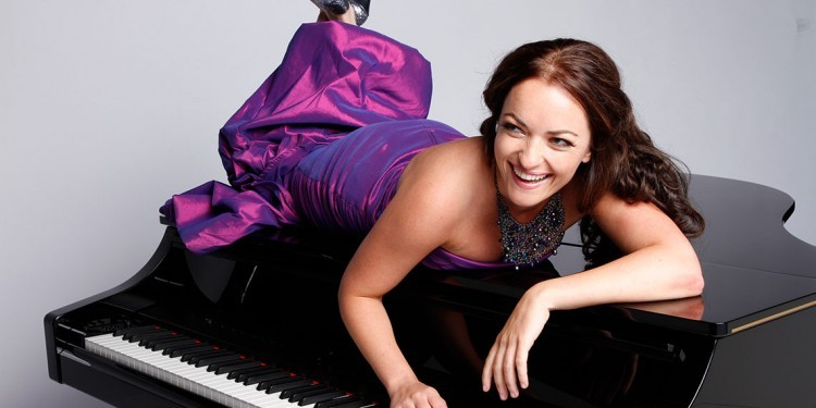 """Inland Valley Symphony Presents """"Romancing the Piano"""""""