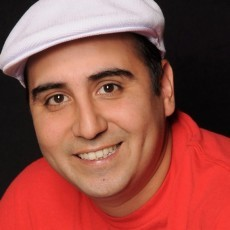 Comedian Jeff Garcia at Pechanga