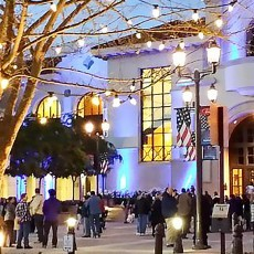 Temecula Lights Up Blue for Autism Awareness Month