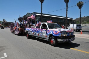 July 4th Parade in Temecula