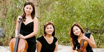Classics at the Merc: The Jung Trio