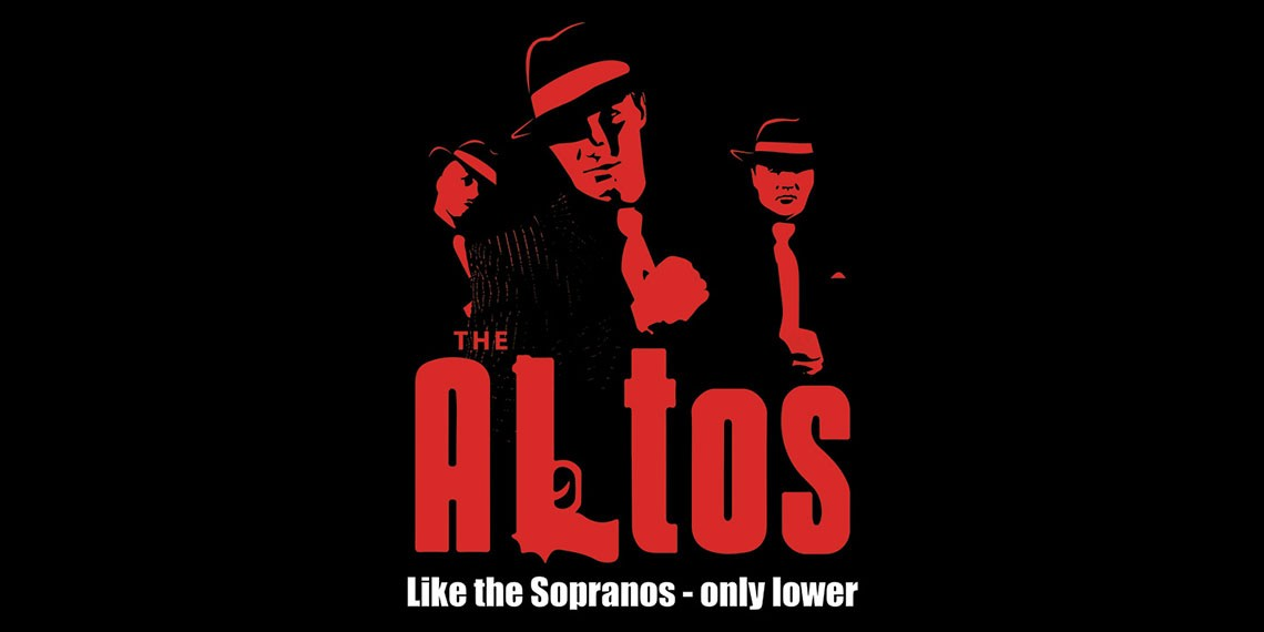 """The Altos"" murder mystery dinner at Europa Village Winery"