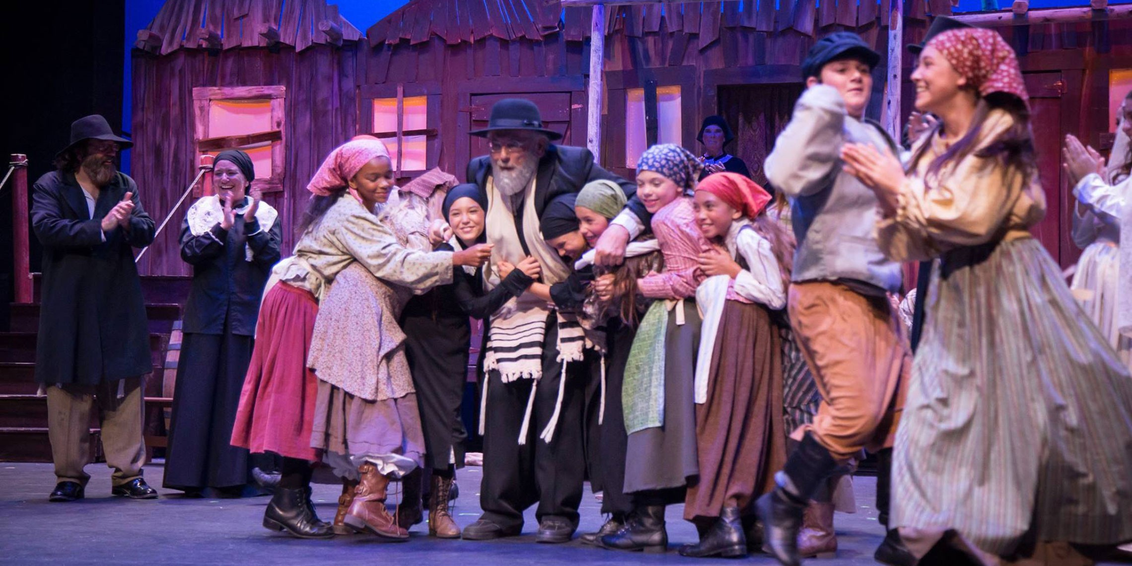 Old Town Temecula Community Theater presents Fiddler on the Roof