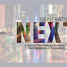 Cabaret at the Merc Generation: Next